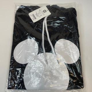 ディズニー(Disney)のディズニーリゾートミッキー半袖パーカーM⭐︎新品未使用②(16120719)(パーカー)