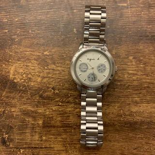 agnes b. - アニエスべー 腕時計