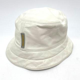 ルイヴィトン(LOUIS VUITTON)のルイヴィトン ファッション小物 LVカップ バケットハット ホワイト(その他)
