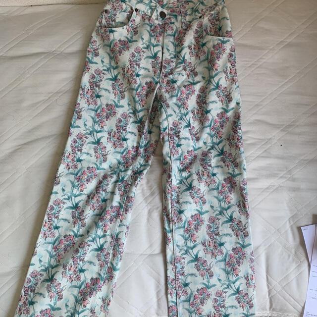 COMME des GARCONS HOMME PLUS(コムデギャルソンオムプリュス)のCharles Jeffrey Loverboy art denim jeans メンズのパンツ(デニム/ジーンズ)の商品写真
