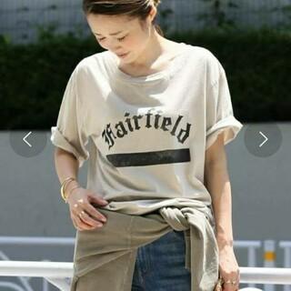 ドゥーズィエムクラス(DEUXIEME CLASSE)のドゥーズィエムクラス購入、半袖Tシャツ、美品(Tシャツ(半袖/袖なし))