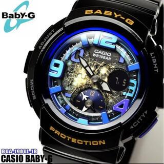 ベビージー(Baby-G)のCASIO BABY-G 腕 時計 BGA-190GL-1BJF(腕時計(デジタル))