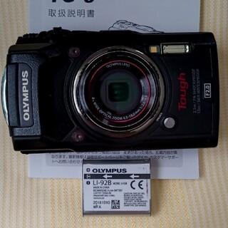 オリンパス(OLYMPUS)のOLYMPUS TG-5  BLACK(コンパクトデジタルカメラ)