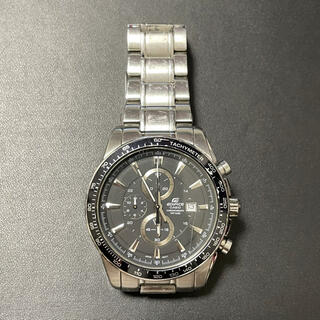 CASIO - CASIO カシオ クロノグラフ 腕時計 エディフィス