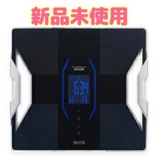 タニタ(TANITA)のTANITA タニタ 体組成計 RD-910 メタリックブラック(体重計/体脂肪計)