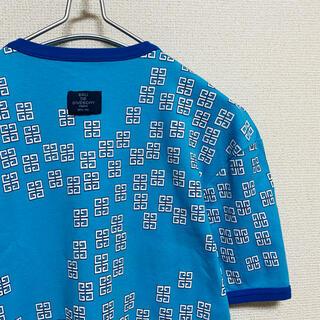 ジバンシィ(GIVENCHY)の一点物 GIVENCHY ジバンシィ 総柄 ロゴ Tシャツ(Tシャツ(半袖/袖なし))