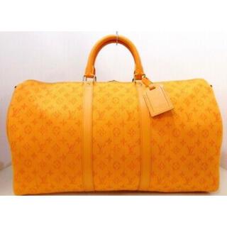 ルイヴィトン(LOUIS VUITTON)のLouis Vuitton Keepall 50 M44644 AA1129(ボストンバッグ)