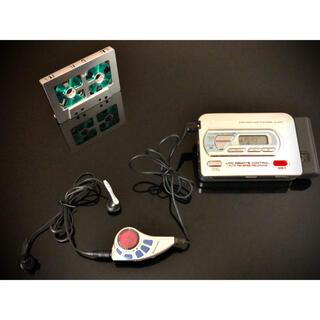 パナソニック(Panasonic)のカセットウォークマン Panasonic RQ-SX97F「整備済み、完動美品」(ポータブルプレーヤー)