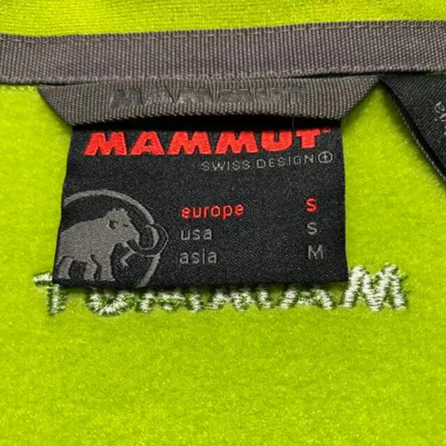 Mammut(マムート)の【お値下げ】マムート フリース スポーツ/アウトドアのアウトドア(登山用品)の商品写真