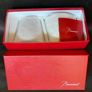 Baccarat - バカラ ステラ ペア グラス タンブラー クリスタル 化粧箱 Baccarat