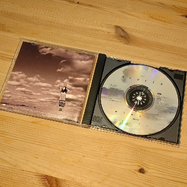 遊佐未森 アカシア CD エンタメ/ホビーのCD(ポップス/ロック(邦楽))の商品写真