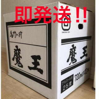 魔王焼酎 720ml (焼酎)