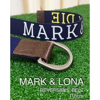 MARK&LONA - ⭐️MARK & LONA⭐️マーク&ロナ⭐️リバーシブルベルト