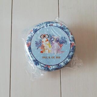 ユニクロ(UNIQLO)のPaul & JOEラムネ入り缶ケース(小物入れ)