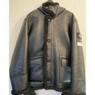 ストーンアイランド(STONE ISLAND)のStone Island Supreme Hooded Jacket (ブルゾン)