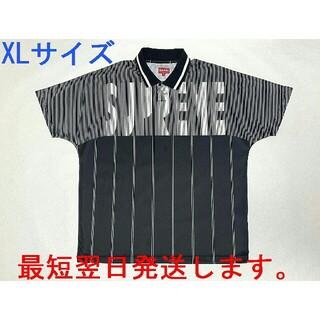 Supreme - Supreme 18SS soccer polo  XLサイズ