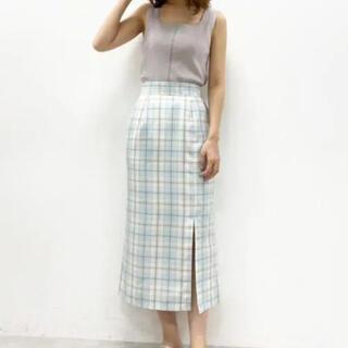 NICE CLAUP - NICECLAUP  極みペンシルタイトスカート