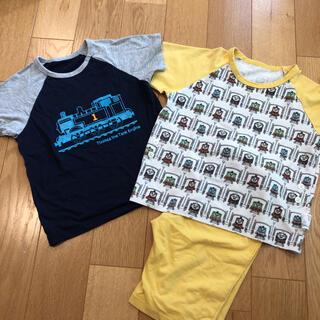 UNIQLO - トーマスTシャツパジャマセット