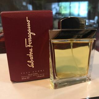 サルヴァトーレフェラガモ(Salvatore Ferragamo)のFerragamo Pour Homme プールオム オーデトワレ 30ml(香水(男性用))