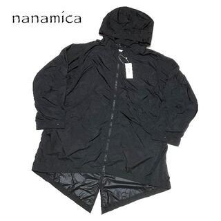 ナナミカ(nanamica)の新品 Sサイズ ナナミカ パッカブル シェル コート 撥水 ナイロン ジャケット(ナイロンジャケット)