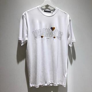 スタンプドエルエー(Stampd' LA)のSTAMPD Sサイズ S-M2487TE - WHITE 新品未使用です!(Tシャツ/カットソー(半袖/袖なし))