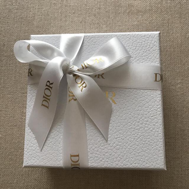 Christian Dior(クリスチャンディオール)の新品ディオールカードケース レディースのファッション小物(名刺入れ/定期入れ)の商品写真