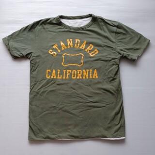 スタンダードカリフォルニア(STANDARD CALIFORNIA)のスタンダードカリフォルニア チャンピオン リバーシブル Tシャツ バータグ(Tシャツ/カットソー(半袖/袖なし))