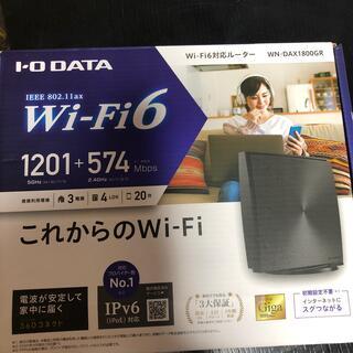 IODATA - wi-fiルーター