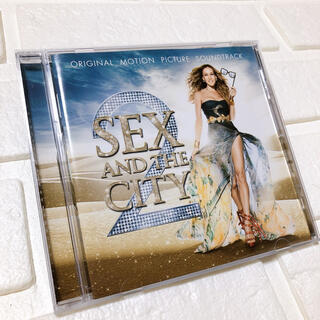 SEXANDTHECITY2 Soundtrack(映画音楽)