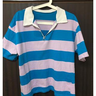 ウィゴー(WEGO)のWEGO /ジップラガーTシャツ(Tシャツ(長袖/七分))