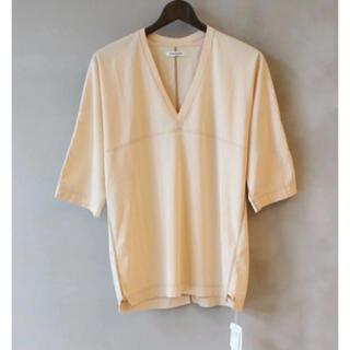 ジョンリンクス(jonnlynx)のfumika_uchida V-NECK Tシャツ(カットソー(長袖/七分))