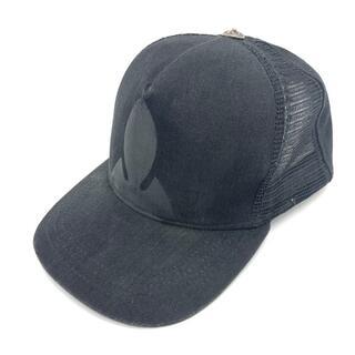 Chrome Hearts - クロムハーツ BSフレア フレアニー クロスボール トラッカーキャップ 帽子