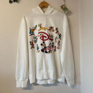 ディズニー(Disney)のDISNEY プルオーバーパーカー(パーカー)