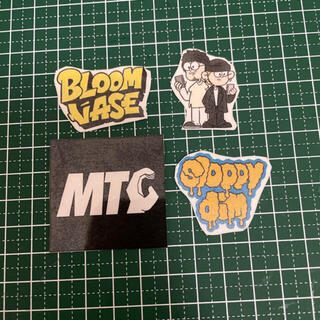 コムドット sloppy dim mtg birdog シール(スマホケース)
