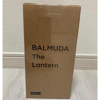 バルミューダ(BALMUDA)の★カトレア様専用★BALMUDA The Lantern  ランタン 黒(ライト/ランタン)