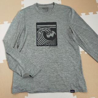 パタゴニア(patagonia)のパタゴニアPatagonia キャプリーン デイリー ベースレイヤー 長袖(Tシャツ/カットソー(七分/長袖))