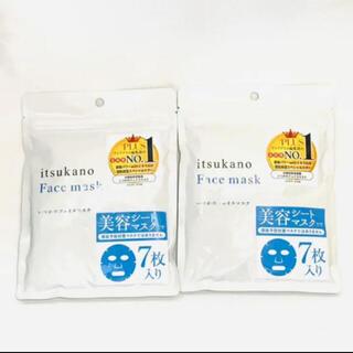 ミズハシホジュドウセイヤク(水橋保寿堂製薬)のいつかのフェイスマスク(パック/フェイスマスク)