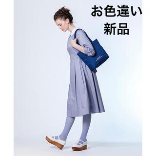 ジェーンマープル(JaneMarple)の新品 ジェーンマープル ハイカウントツイルドミトリードレス ワンピース(ひざ丈ワンピース)