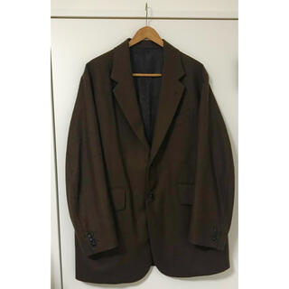 COMOLI - URU garden別注 over jacket