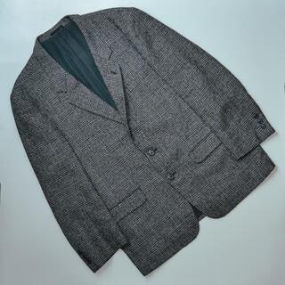 ビームス(BEAMS)の〈VINTAGE〉テーラードジャケット 日本製 グレンチェック(テーラードジャケット)