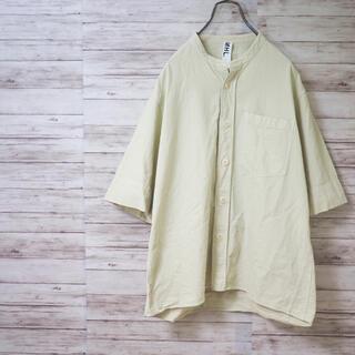 マーガレットハウエル(MARGARET HOWELL)のMHL. 18SS Natural Cotton Oxford SS Shirt(シャツ)