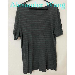 アレキサンダーワン(Alexander Wang)のAlexander Wang アレキサンダーワン 半袖 Tシャツ S(Tシャツ/カットソー(半袖/袖なし))
