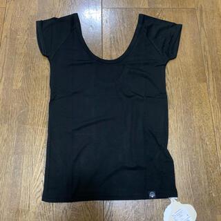 シールームリン(SeaRoomlynn)の新品タグ付き searoomlynn  バックオープンTシャツ(Tシャツ(半袖/袖なし))