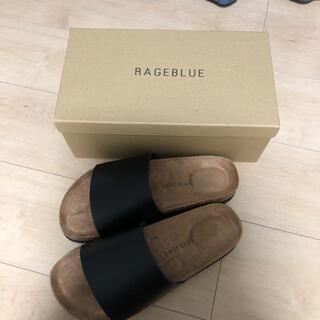 RAGEBLUE - サンダル レイジーブルー/RAGEBLUE