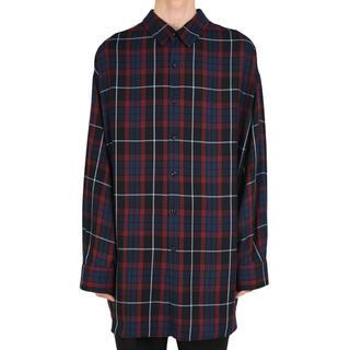 LAD MUSICIAN - LAD MUSICIAN 20SS  チェックシャツ