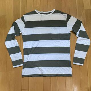 スタンダードカリフォルニア(STANDARD CALIFORNIA)のSTANDARD CALIFORNIA BORDER LONG SLEEVE L(Tシャツ/カットソー(七分/長袖))
