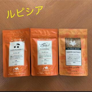 ルピシア(LUPICIA)の★ルピシア☆¥700お得!紅茶 ティーバッグセット フレーバー ノンカフェイン(茶)