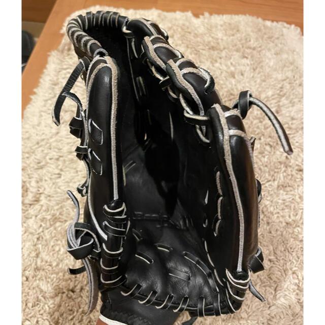wilson(ウィルソン)のウィルソン軟式グラブ投手用 スポーツ/アウトドアの野球(グローブ)の商品写真