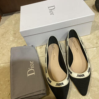 Christian Dior - Dior フラットシューズ