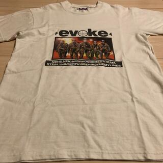 グッドイナフ(GOODENOUGH)の初期 97年 ネイバーフッド EVOKE Tシャツ 90s USA製 NBHD(Tシャツ/カットソー(半袖/袖なし))